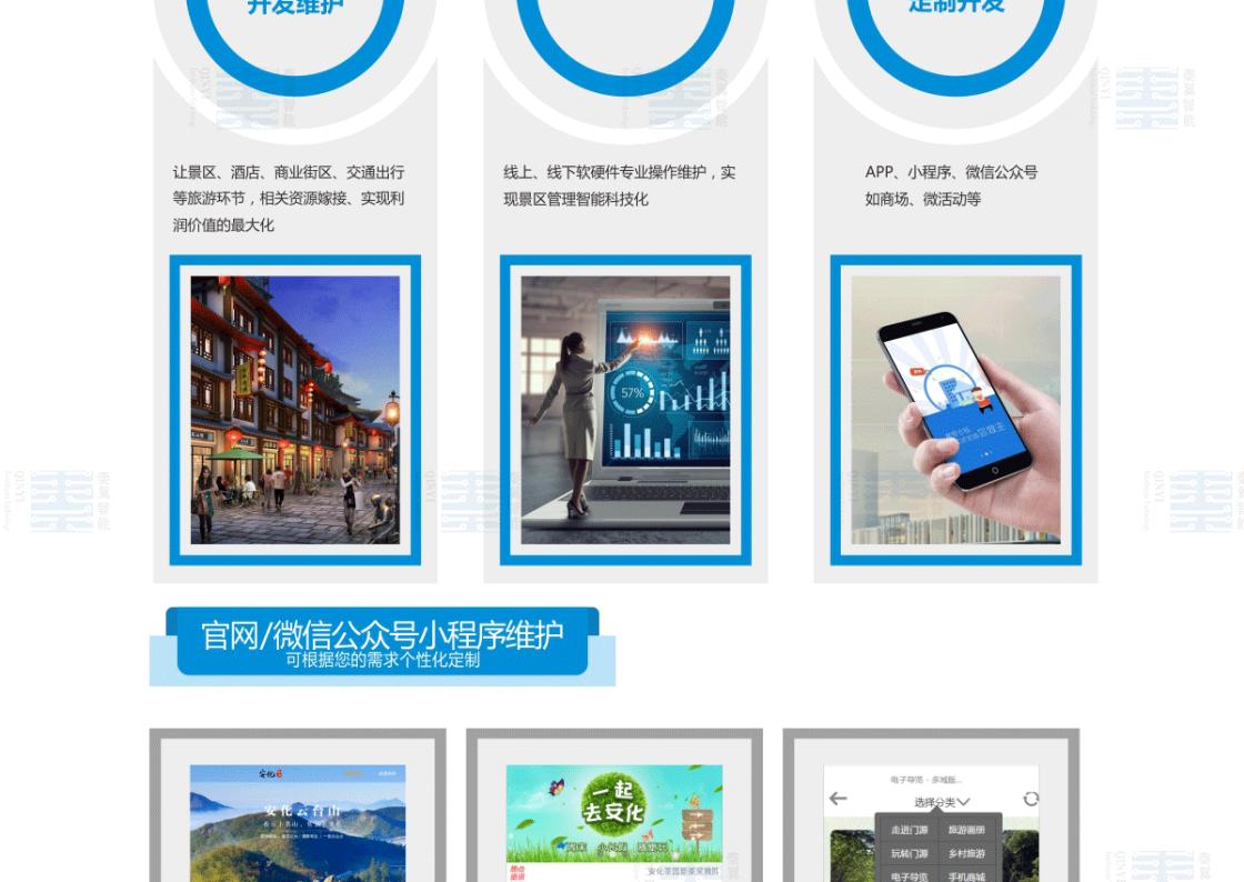智慧旅游网络宣传营销服务